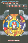 TRANSFORMERS TP VOL 05 CHAOS THEORY