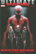 ULTIMATE COMICS SPIDER-MAN DOSM FALLOUT PREM HC