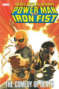POWER MAN AND IRON FIST COMEDY OF DEATH TP