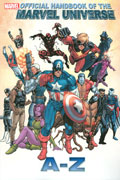 OFF HANDBOOK OF MARVEL UNIVERSE A TO Z TP VOL 02