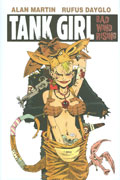 TANK GIRL BAD WIND RISING HC