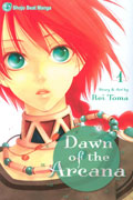 DAWN OF THE ARCANA GN VOL 01