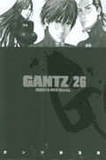 GANTZ TP VOL 26 (MR)