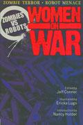 ZOMBIES VS ROBOTS WOMEN ON WAR PROSE SC