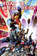 TRANSFORMERS MORE THAN MEETS THE EYE TP VOL 05