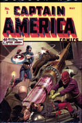 GOLDEN AGE CAPTAIN AMERICA OMNI HC VOL 01 WEEKS CV