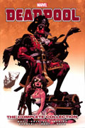 DEADPOOL BY DANIEL WAY COMPLETE COLL TP VOL 02