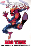 SPIDER-MAN BIG TIME TP VOL 02 COMPLETE COLLECTION