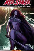 RED SONJA TP VOL 12 SWORDS AGAINST JADE KINGDOM