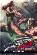STREET FIGHTER CLASSIC HC VOL 02 CANNON STRIKE