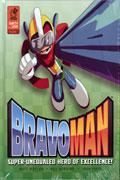 BRAVOMAN HC VOL 01