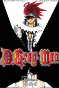 D GRAY MAN 3IN1 ED TP VOL 02  (MR)