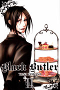 BLACK BUTLER TP VOL 02 NEW PTG