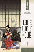 LONE WOLF & CUB OMNIBUS TP VOL 07