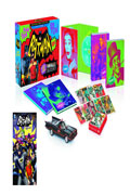 BATMAN 66 TV STORIES EXCLUSIVE BLU-RAY HC (NET)