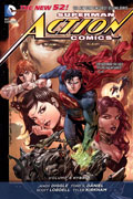 SUPERMAN ACTION COMICS TP VOL 04 HYBRID (N52)