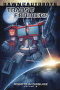 TRANSFORMERS ROBOTS IN DISGUISE TP VOL 06