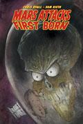 MARS ATTACKS FIRST BORN TP