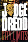 JUDGE DREDD CITY LIMITS GN