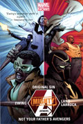MIGHTY AVENGERS TP VOL 03 ORIGINAL SIN NOT FATHERS AVENGERS