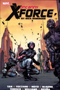 UNCANNY X-FORCE BY REMENDER COMP COLL TP VOL 02