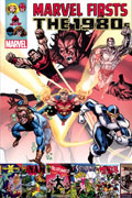 MARVEL FIRSTS TP VOL 03 1980S
