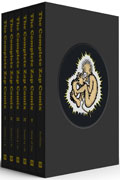 COMPLETE ZAP COMIX HC BOX SET (MR)
