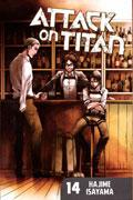 ATTACK ON TITAN GN VOL 14