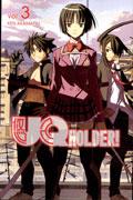 UQ HOLDER GN VOL 03