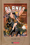 ROY THOMAS PRESENTS PLANET COMICS HC VOL 06 NOV 42 - MAY 43