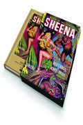 ROY THOMAS PRESENTS SHEENA QUEEN JUNGLE SLIPCASE ED VOL 03 (