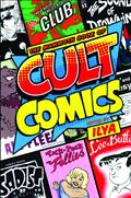 MAMMOTH BOOK OF CULT COMICS SC (MR)