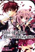 KISS OF THE ROSE PRINCESS GN VOL 01