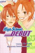 HIGH SCHOOL DEBUT 3IN1 TP VOL 04