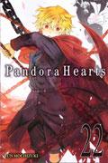 PANDORA HEARTS GN VOL 22