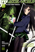 ACCEL WORLD NOVEL VOL 02 RED STORM PRINCESS