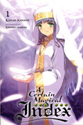 A CERTAIN MAGICAL INDEX LIGHT NOVEL SC VOL 01