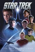 STAR TREK NEW ADVENTURES TP VOL 02