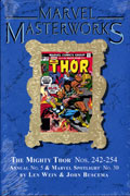 MMW MIGHTY THOR HC VOL 15 DM VAR ED 230