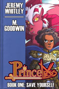 PRINCELESS DLX HC VOL 01