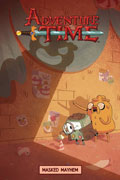 ADVENTURE TIME ORIGINAL GN VOL 06 MASKED MAYHEM