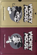 DISNEY MICKEY MOUSE BOX SET HC VOL 07 & 08