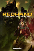 REDHAND TWILIGHT OF THE GODS GN (MR)