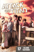 ATTACK ON TITAN GN VOL 17