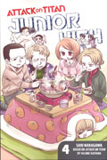 ATTACK ON TITAN JUNIOR HIGH GN VOL 04