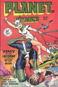 ROY THOMAS PRESENTS PLANET COMICS SLIPCASE ED VOL 12