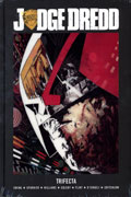 JUDGE DREDD TRIFECTA HC GN (MR)