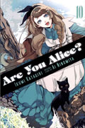 ARE YOU ALICE GN VOL 10