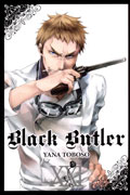 BLACK BUTLER TP VOL 21