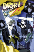 DURARARA LIGHT NOVEL VOL 02